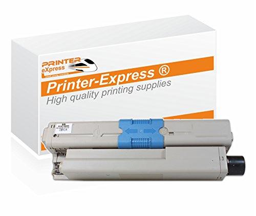 Preisvergleich Produktbild Printer-eXpress Toner ersetzt OKI C310, C330, C331, C510, C510, C511, C530, C531, MC351, MC352, MC361, MC362, MC561, MC562, 44469803 schwarz