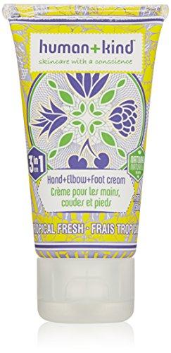 Human + Kind Crema per le mani/gomiti/piedi ai Frutti della passione