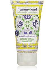 Human + Kind Crème pour les Mains/Coudes/Pieds aux Fruits de la Passion
