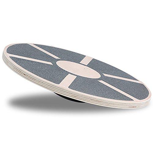 Balance board Holz Anti-Rutsch Adjusts Core Stabilität, Übungen Gesamtkoordination, Aerobic...