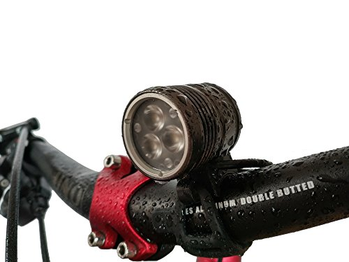 LED Fahrradlicht Outdoor Helm Lampe Mountain Bike Rennrad Beleuchtung Led Licht 1500 Lumen Akku Ugoe