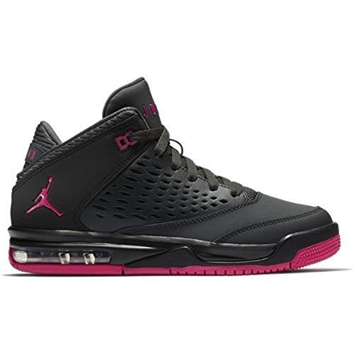 921200 009|Nike Air Jordan Flight Origin 4 Sneaker Anthrazit|38 (Flight Air Jordan Nike)