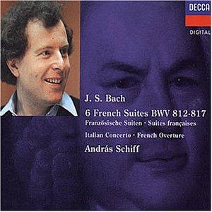 Französische 6 (6 französische Suiten. Italienisches Konzert)