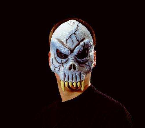 Halloween Maske Vampir Totenschädel -