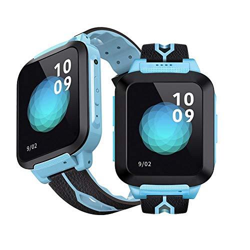 VBESTLIFE Reloj para Niños Tracker GPS Podómetrocon Pantalla Táctil Soporte Teléfono SIM...