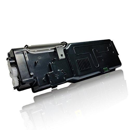 Preisvergleich Produktbild 1x kompatible Tonerkartusche für Dell C2660DN C2600Series C2665DNF C2665DN C2660C2665 593BBBU 593-BBBU Black Schwarz BK K
