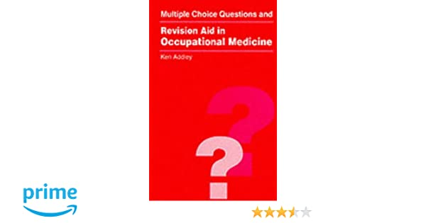 MCQs and Revision Aid in Occupational Medicine: Amazon co uk