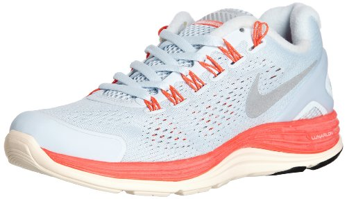Nike Lady Lunarglide+ 4 Shield Chaussure De Course à Pied Grey