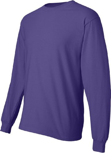 The Elevators auf American Apparel Fine Jersey Shirt Violett