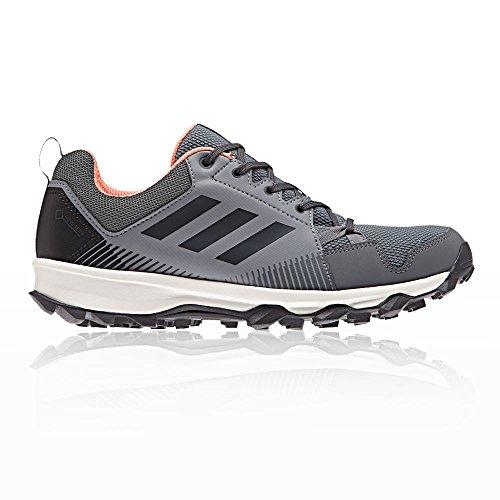 adidas Damen Traillaufschuh Terrex Tracerocker, Grau (Grethr/Carbon/Chacor 000), 42 EU