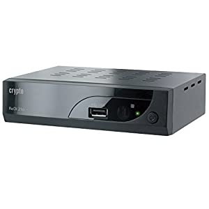 Crypto Redi 216 1080P Full HD 1080P DVB-T numérique terrestre récepteur Set-top Box avec Dolby Full Multimédia Lecteur H.264 / MPEG-2/4Compatible avec DVB-T TV