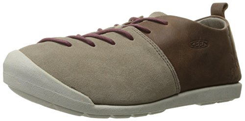 Keen Lower East Side Lace Damen US 6.5 Braun Turnschuhe