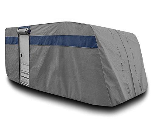 pitshop24_de Wohnwagen Caravan Mobile Garage Abdeckplane Atmungsaktiv L495