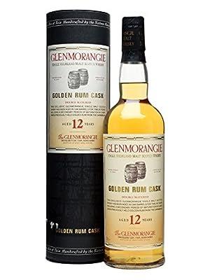 Glenmorangie 12 Year Old / Golden Rum Cask / 70cl