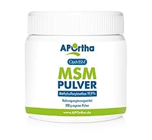 NordHit OptiMSM ® MSM Powder - 500 g