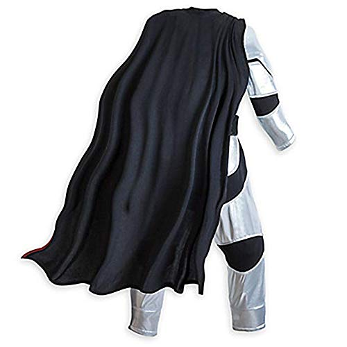 Phasma Star Wars Kostüm - Disney Boys Star Wars The Force Awakens Captain Phasma Costume Size 9/10