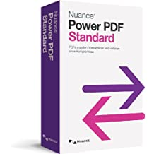 Nuance Power PDF Standard [import allemand]