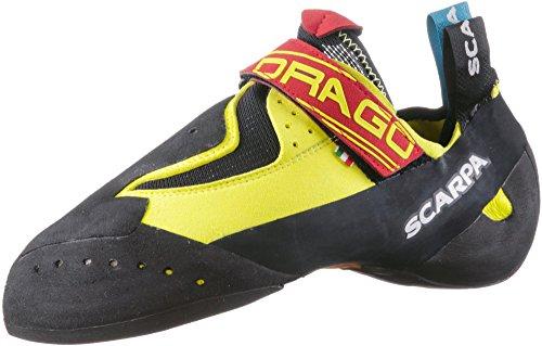 Scarpa Schuhe Drago Größe 42 yellow
