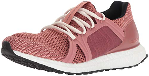 adidas - Zapatillas de Running de Tela para Mujer Grey/White/Purple/US Frauen