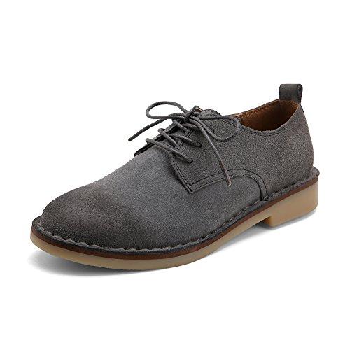 Printemps et automne de confort chaussures plates/ vintage air britannique/ ronds bandeau chaussures A