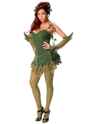Poison Ivy Secret Wishes Kostüm, lime, S
