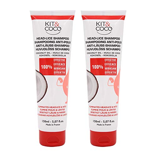 Super effektives Shampoo zur Behandlung von Kopfläusen und Nissen (2)