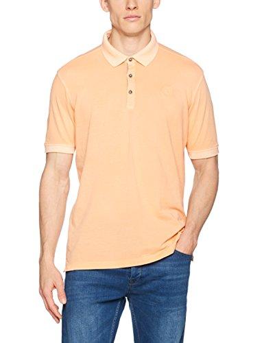 LERROS Herren Poloshirt Polo Orange (Canyon Sunset 907)