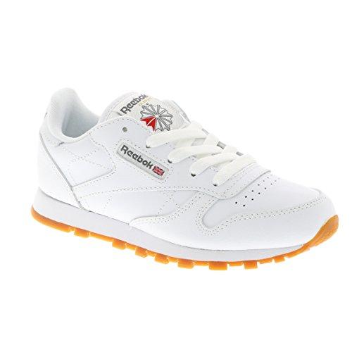 Reebok, Sneaker bambini Bianco
