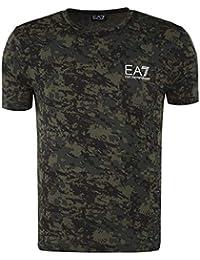 833c5104 Amazon.co.uk: EA7 - Tops, T-Shirts & Shirts / Men: Clothing