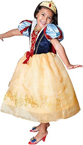 Schneewittchen - Snow White - Disney Kostüm Karneval Crystal kollektion U145H001