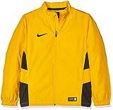 Nike Jacket Academy14 Sdln Woven Chaqueta, Niños, Dorado / Negro (University Gold / Black / Black), M