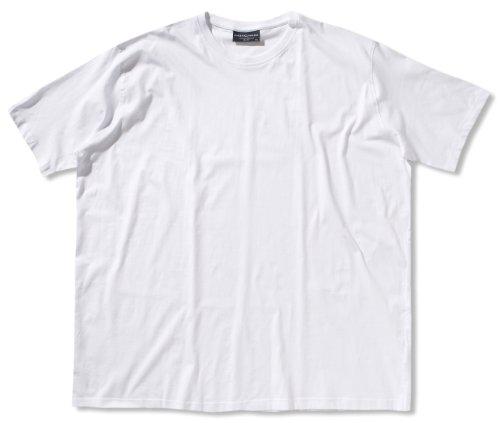 CASAMODA Herren T-Shirt 2 er Pack Comfort Fit 092180/80 Weiß (0 weiß)