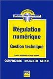 Régulation numérique : Gestion technique