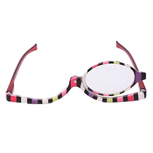 Bluelover Gafas De Maquillaje Anteojos De Aumento