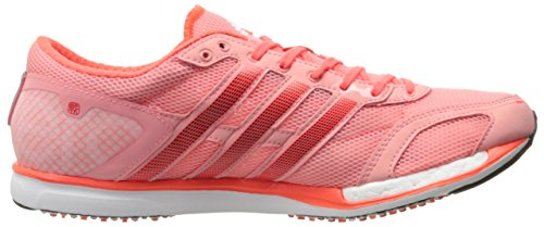Adidas Performance Adizero Takumi Sen 3 Track Schuh Pink/Schwarz/Rot (Ray Pink/Black/Infrared)