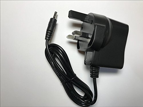 5V 1A AC-DC Adapter Netzteil für Memorex MDF0738-BLKUK Digitaler Bilderrahmen