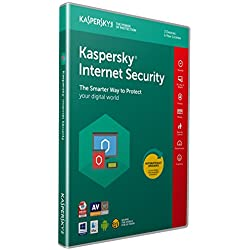 Kaspersky Internet Security 2018 | 3 Devices | 1 Year | PC/Mac/Android | Download
