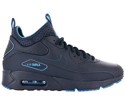 Nike Uomo, Air Max 90 Ultra Mid Winter, Tessuto Tecnico