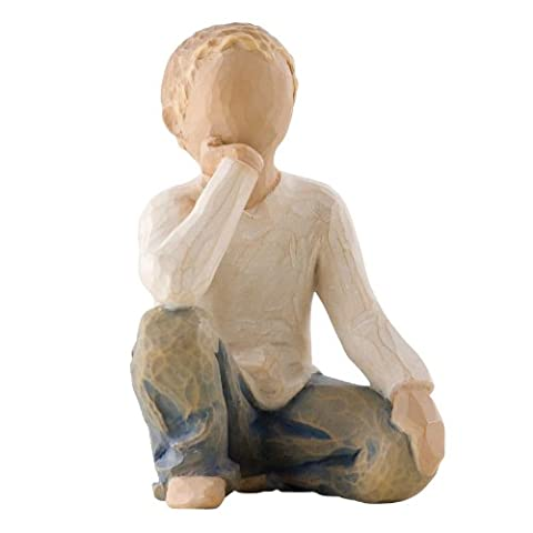 Willow Tree 26227 Figurine Enfant Curieux