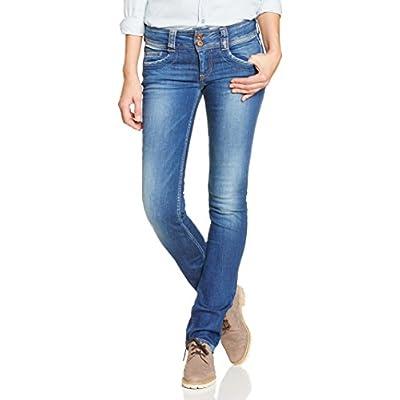 Pepe Jeans Damen Jeans Gen Blau