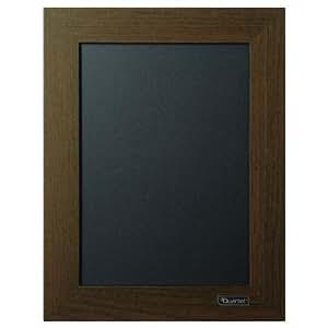 Quartet Chalkboard, 8 1/2 x 11 Inches, Wood Finish Frame (80214)