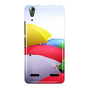 a AND b Designer Printed Mobile Back Cover / Back Case For Lenovo A6000 (LEN_A6000_3D_3560)
