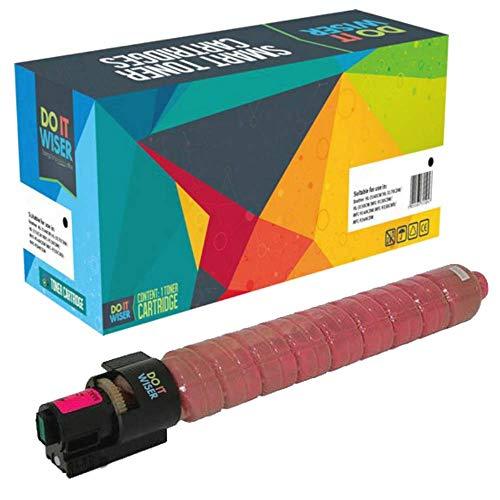 Do it wiser Kompatibel Toner Ricoh Aficio MP C2050 C2051 C2551 C2030 C2530 C2550 841506 (Magenta) (Mp Aficio Ricoh C2551)