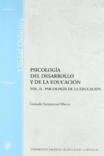 Psicología Del Desarrollo Y De La Educación. Psicología Del Desarrollo - Volumen I