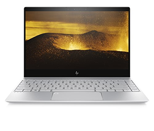 "HP Envy 13-ad010ns - Ordenador portátil de 13.3"" Full HD (Intel Core i5-7200U, 8 GB RAM, 128 GB SSD, Intel HD Graphics 620, Windows 10); Plateado - Teclado QWERTY Español"