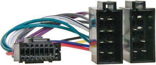 PIONEER Autoradio Anschlusskabel Buchse 16pol. 22x10mm Adapter Kabel