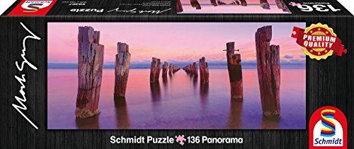 Schmidt Spiele 59367 - Mark Gray, Clifton Springs - Victoria, Australia, 136 Piezas, diseño clásico