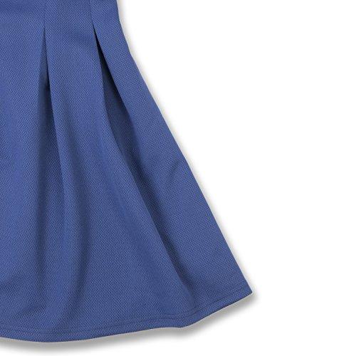 Intimuse - Pergia, Vestito Donna Blu (Dunkelblau 015)