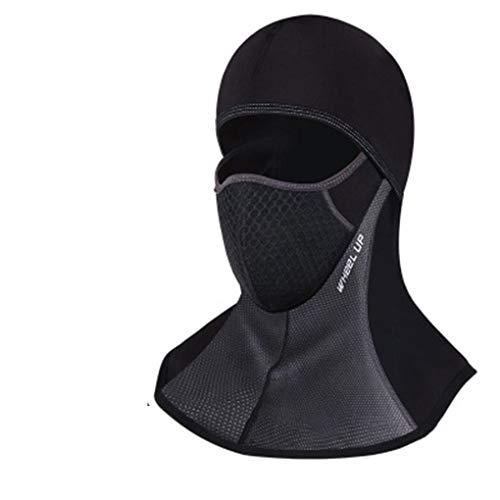 Preisvergleich Produktbild Mengonee Winter Balaclava windundurchlässiger Cold Weather Gesichtsmaske Motorrad Nackenwärmer im Freien Sport Hood