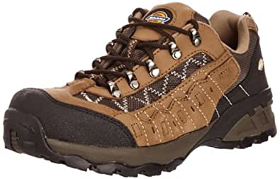 Dickies Gironde, Chaussures de sécurité homme - Marron - Brown/Black-39 EU